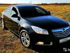 Opel Insignia 1.6МТ, 2011, седан