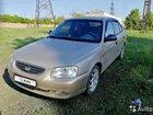 Hyundai Accent 1.5AT, 2004, 220000км