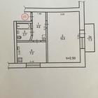 Код объекта 13092.Продам квартиру в Евпатории!Продам квартир