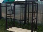 Новое фотографию  Дровница с поликарбонатом, С доставкой, 37694583 в Фурманове