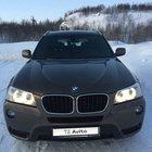 BMW X3 2.0AT, 2012, 54000км