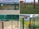Скачать фото Строительные материалы садовые ворота и калитки доставка 33301942 в Гагарине