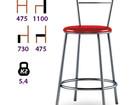 Фото в   Предлагаем высокие стулья в барные зоны. в Гатчине 0