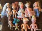 Куколки- малышки