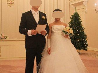 Уникальное изображение  Продам свадебное платье 34145646 в Гатчине