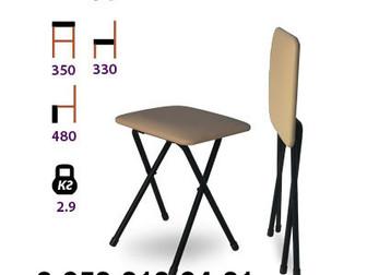 Новое фото Столы, кресла, стулья Складные столы для магазинов  37646915 в Гатчине