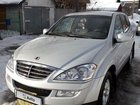 SsangYong Kyron 2.0МТ, 2012, 51845км