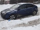 Ford Focus 1.8МТ, 2007, 210000км