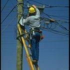 Электрик, Установка счетчиков и щитков, Устранение замыканий