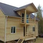 Строительство каркасных домов и бань под ключ