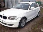 BMW 1 серия 1.6AT, 2010, 110000км