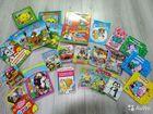 Книжки для малышей до 3 лет