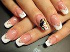 Скачать изображение  наращивание ногтей плюс рисунки краски 1000 32331319 в Хабаровске