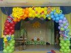 Скачать бесплатно фотографию  Гелиевые шары,фигуры,оформление мероприятий 33300759 в Хабаровске