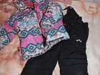 Фото в Мебель и интерьер Другие предметы интерьера Зимний костюм (куртка и комбинезон) на рост в Новосибирске 900
