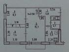 Предлагается 3-комнатная квартира в районе Красной речки, ул