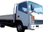 Смотреть foto  грузовик бортовой 3 тонны, кузов 3,75*1,95*0,7м 58457428 в Хабаровске