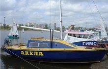 Аренда парусной яхты Акела в Хабаровске
