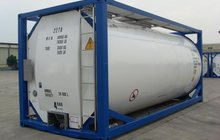Танк контейнер для перевозки пищевых веществ