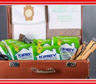 Фото в Бытовая техника и электроника Пылесосы Мешки (пылесборники, тканевые) Кирби. Упаковка в Хабаровске 2000