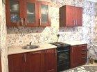 Кухонный гарнитур из карельской березы