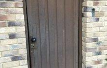 Дверь и ворота