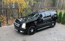 Cadillac Escalade 6.0 AT, 2008, 278000км
