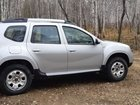 Renault Duster 2.0AT, 2015, 58000км