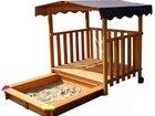 Игровые домики/песочницы/деревянные городки