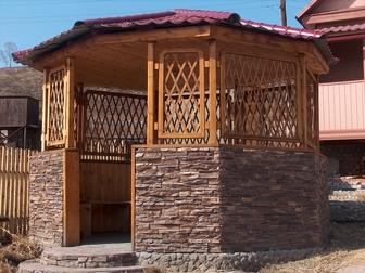 Скачать бесплатно фотографию  Отделка натуральным и декоративным камнем 69305298 в Иркутске