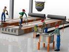 Фото в Строительство и ремонт Строительные материалы Производственное предприятие Интэк производит в Истре 0