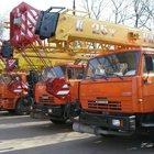 Автокраны в аренду 14, 20,25 тонн , автокран вездеход Урал