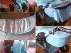 Увидеть фотографию Детские коляски Коляска 2 в 1 Taкo Jumper X Стразы (цвет бирюза) 32383479 в Иваново