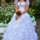 Продам шикарное свадебное платье-трансформер