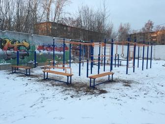 Новое foto Импортозамещение Хомуты и спортивное оборудование для воркаута, детские площадки 35153405 в Иваново