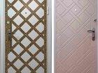 Изображение в Прочее,  разное Разное Дверь металлическая утеплённая Металл-МДФ в Ижевске 11000