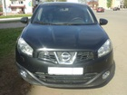 Nissan Qashqai Хэтчбек в Ижевске фото