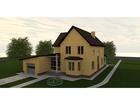 Скачать бесплатно фотографию Ремонт, отделка Услуги по строительству коттеджей в Ижевске 39968110 в Ижевске