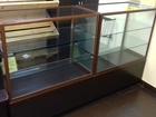 Свежее фото Офисная мебель Отдам витрины, тумбочки и шкаф 68297830 в Ижевске