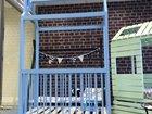 Продам кроватку-домик из сосны от 6 месяцев до 4-х