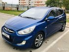 Hyundai Solaris 1.4 AT, 2013, 133 000 км