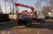 Продаю ГАЗ 3309 с КМУ Unic 370 (3, 5м)