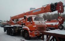 Аренда автокрана до 50 тонн/до 35 м в Ижевске и УР