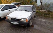 ВАЗ 2109 1.5МТ, 2001, хетчбэк