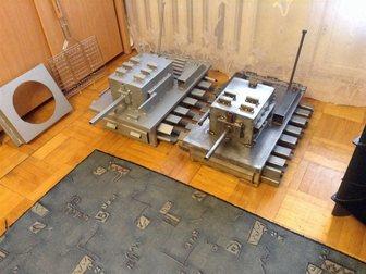 Смотреть изображение  Мангал стол с подставкой под казан 33604354 в Ижевске