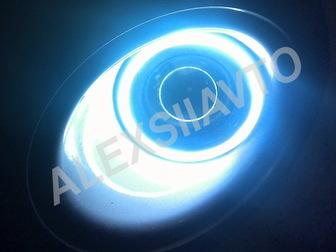 Смотреть foto Автотовары Светодиодные кольца Ангельские глазки 35992012 в Ижевске