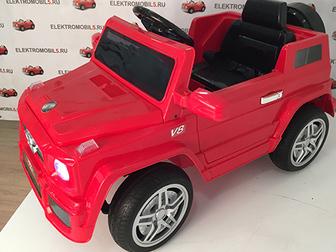 Смотреть изображение  Продаем детский электромобиль мерседес о 004 оо вип 36045627 в Ижевске