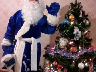Смотреть foto  Дед Мороз и Снегурочка на дом 37924191 в Ижевске
