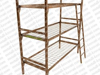 Просмотреть изображение Мебель для спальни Кровать с металлическим каркасом 59238309 в Ижевске