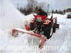 Увидеть фотографию Спецтехника Снегоотбрасыватель VST5418 35457498 в Якутске
